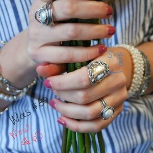 Jewelry - 925 Sterling silver rings